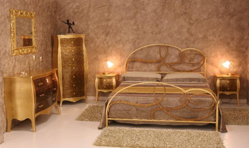 Pareti Color Oro Camera Da Letto : Pareti color oro camera da letto